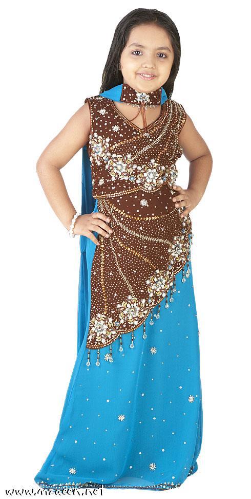 ملابس هندية للبنوتات Almstb10