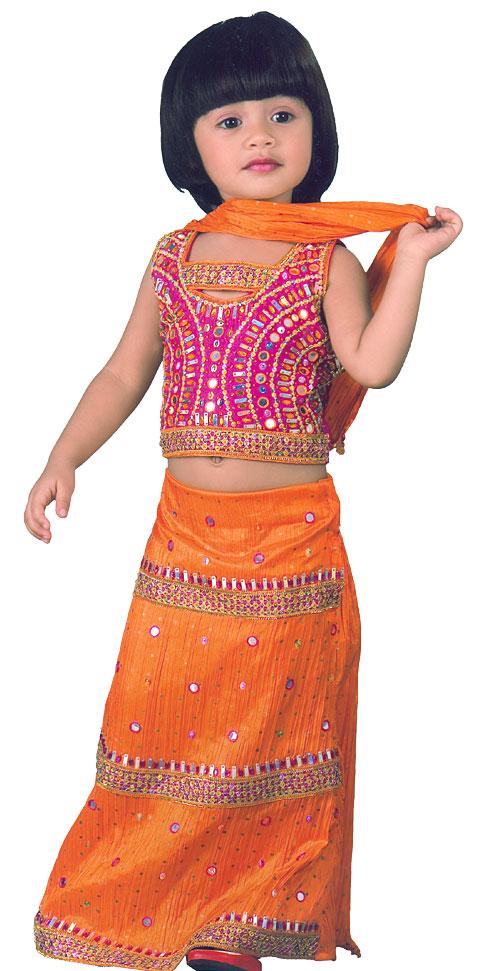 ملابس هندية للبنوتات Almstb12