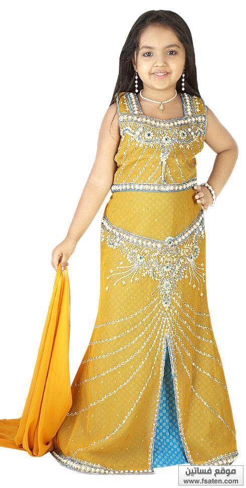 ملابس هندية للبنوتات Fsaten12