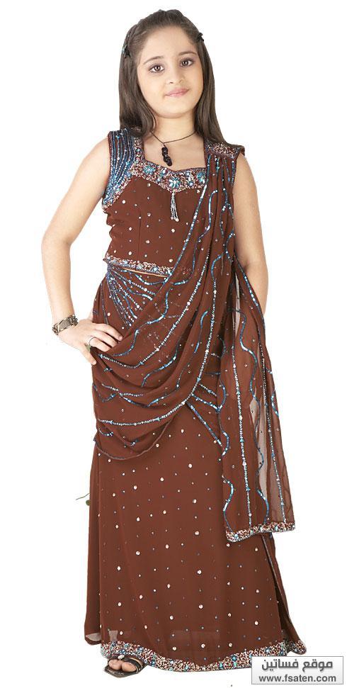 ملابس هندية للبنوتات Fsaten14