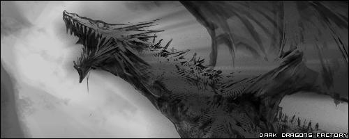 Galeria de Desing do Vinisan | Dark Dragons Factory Logo11