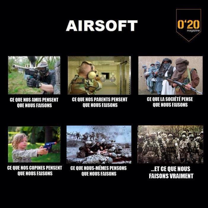 Airsoft connaissances 39281910