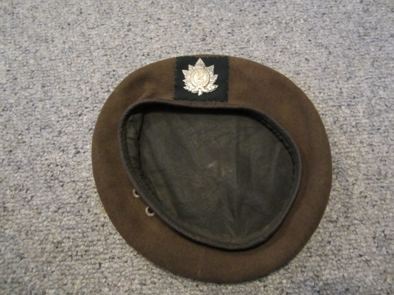 Queens Own Rifles Beret Img_0213