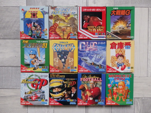 Street of Game Gear Redg Collection FULLSET PAL ET  JAP TERMINES !!!! - Page 12 Pa030011