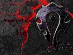 Angels Of Chaos - CDO