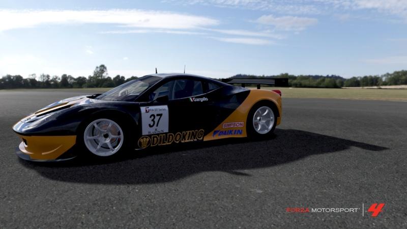 Presentazione Livree Team Campionato FIA GT 2013    by TRC Getpho11