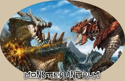 MH3U : Clan Monster Antrum ! Ma10