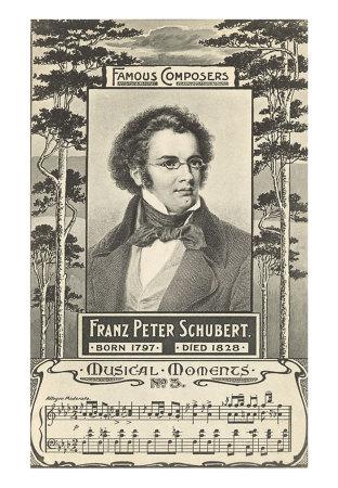 فنتازى للبيانو مصنف رقم 15 من مقام سى كبير fantasy in c major  Wanderer من اشهر اعمال فرانز شوبرت Franz_10