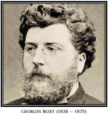 ( جورج بيزيه) مآساة فنان توفى فى ريعان الشباب George11