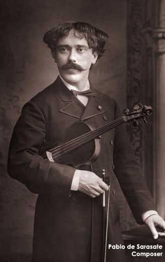 بابلو دى سارسات احد عباقرة عازفى الكمان فى التاريخ الموسيقى Tumblr17