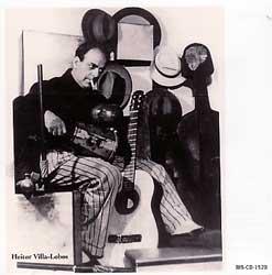 الخوروس الاولى للجيتار choros no 1 in e minor من اعمال الموسيقار البرازيلى فيلا لوبوس Villal10
