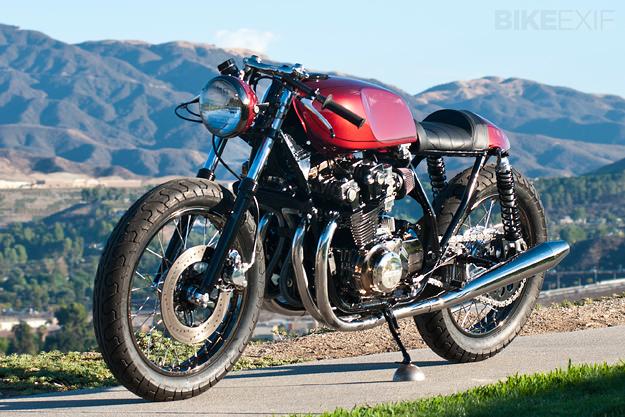 CB 750 Kott motorcycles Honda-10