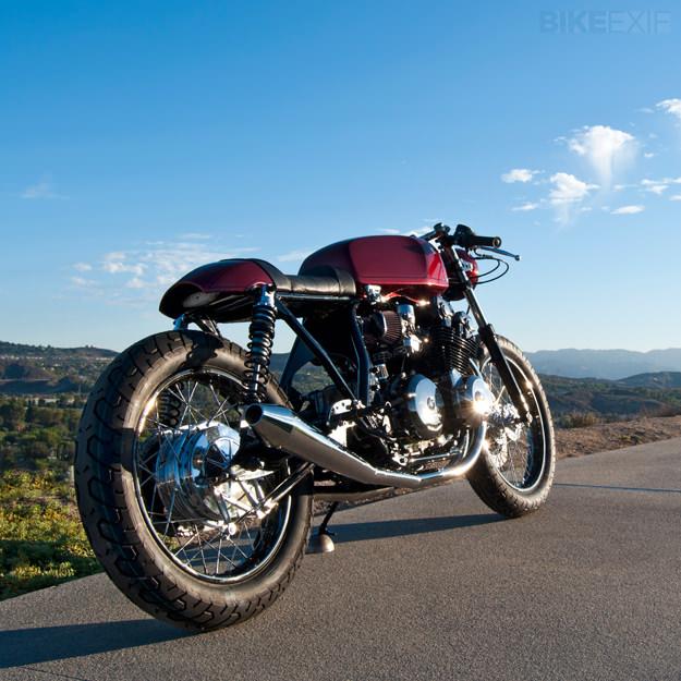 CB 750 Kott motorcycles Honda-12
