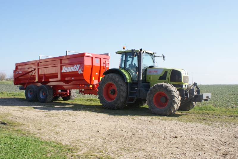 CLAAS ARES 836 00510