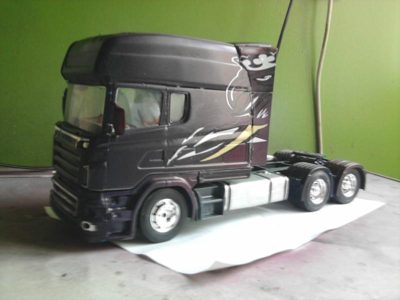 Langzeit Projekt Scania Longliner 1:24  - Seite 2 Foto0628