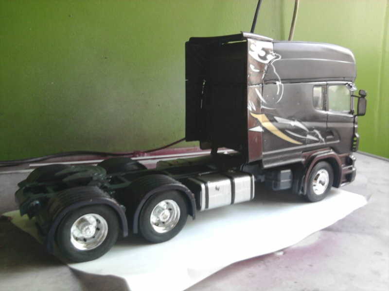 Langzeit Projekt Scania Longliner 1:24  - Seite 2 Foto0629
