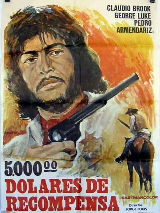 Cinco mil dolares de recompensa - 1974 - Jorge Fons 13367910