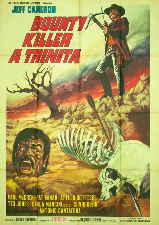 Un bounty Killer à Trinita (idem) d'Oscar Santaniello avec Jeff Cameron, 1972. Bounty10