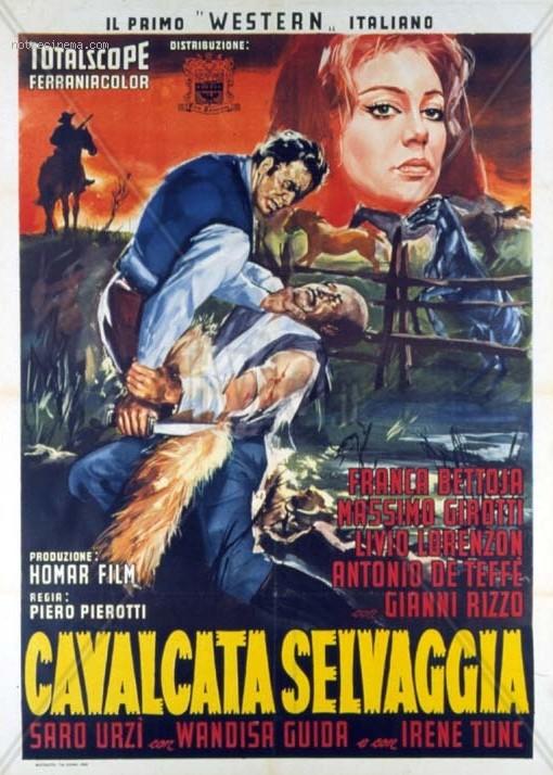 Cavalcata selviaggia - Piero Pierotti - 1960 Cavalc10