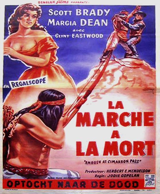 Le Cri de Guerre des Apaches - Ambush at Cimarron Pass - 1957 - Jodie Copelan En450110