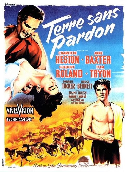 Terre sans pardon - Three Violent People - 1957 - Rudolph Maté Terre_11