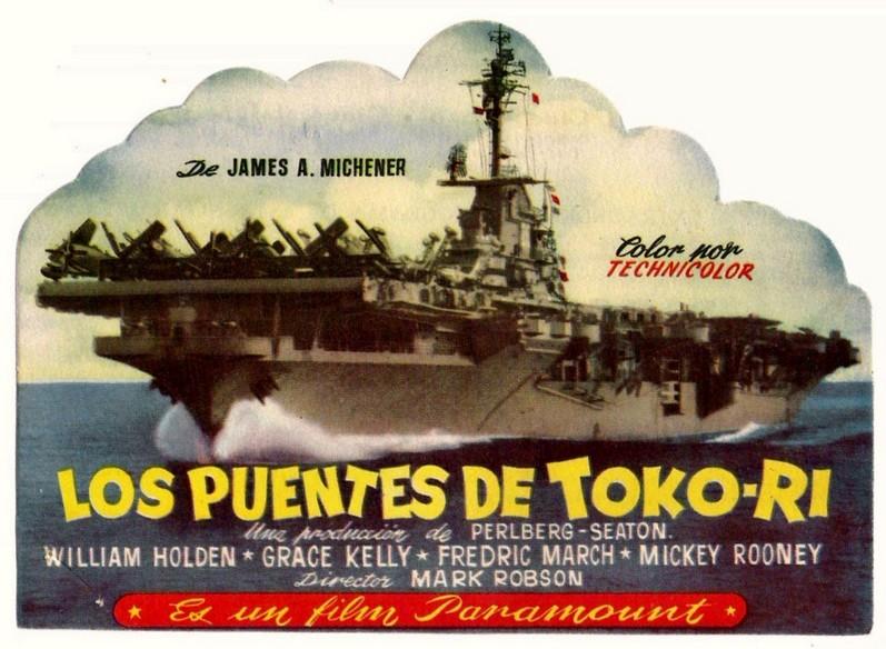Les Ponts de Toko-Ri (The Bridges at Toko-Ri) - Mark Robson - 1954 Toko_r11