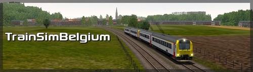 TrainSimBelgium