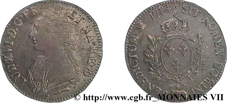 vrais ou faux écu Louis XVI  V07_1610