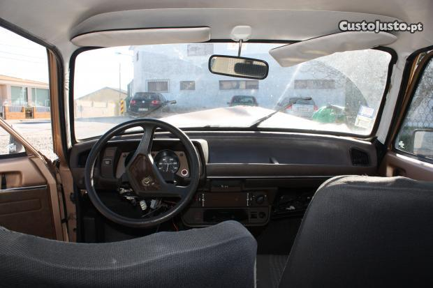 [ Vendo ] Peugeot 104 GL - Ás peças 40197910