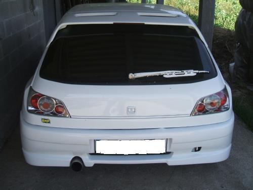 [ VENDIDO ] Aileron da mala, com luz de stop - Peugeot 306 Ailero10