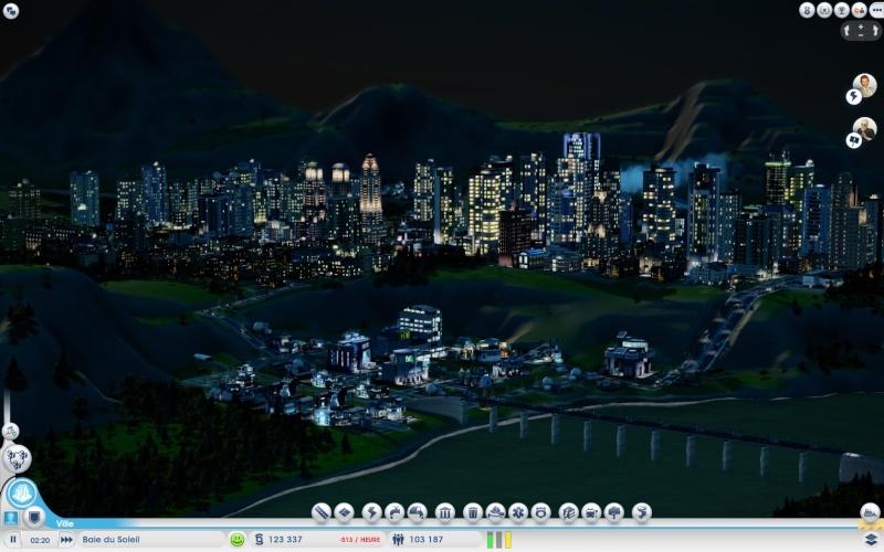 Photos de vos villes SimCity   Spark_11