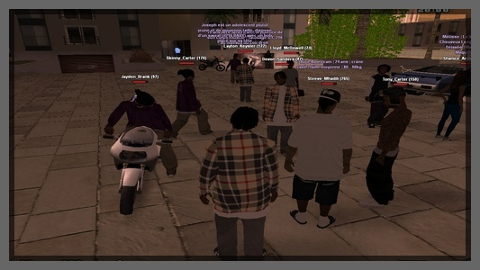 216 Black Criminals - Screenshots & Vidéos II - Page 3 Sa-mp-82