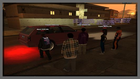 216 Black Criminals - Screenshots & Vidéos II - Page 3 Sa-mp-83