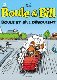 Les albums de Boule et Bill  Boulee11