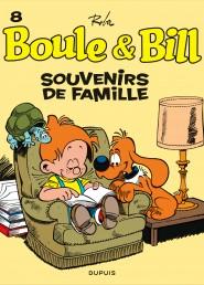 Les albums de Boule et Bill  Boulee17