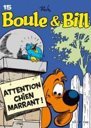 Les albums de Boule et Bill  Boulee24