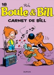 Les albums de Boule et Bill  Boulee27