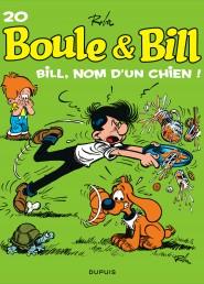 Les albums de Boule et Bill  Boulee30
