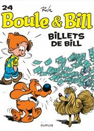 Les albums de Boule et Bill  Boulee34