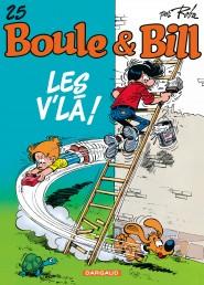 Les albums de Boule et Bill  Boulee35