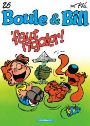 Les albums de Boule et Bill  Boulee36