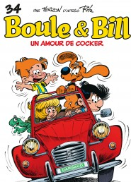 Les albums de Boule et Bill  Boulee45