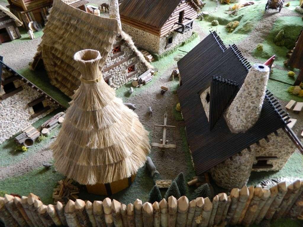 Le Village d'Astérix le Gaulois au 1/40  Dscn2911