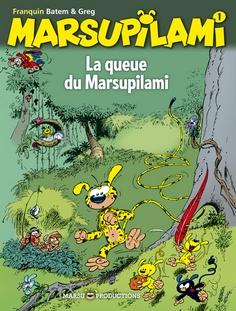 Les albums du MARSUPILAMI M-0110