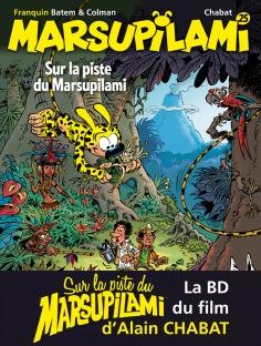 Les albums du MARSUPILAMI M-2510