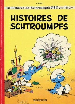 Les albums des Schtroumpfs  Scht0810