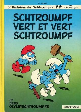 Les albums des Schtroumpfs  Scht0910