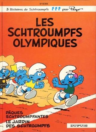 Les albums des Schtroumpfs  Scht1110