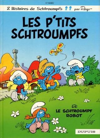Les albums des Schtroumpfs  Scht1310
