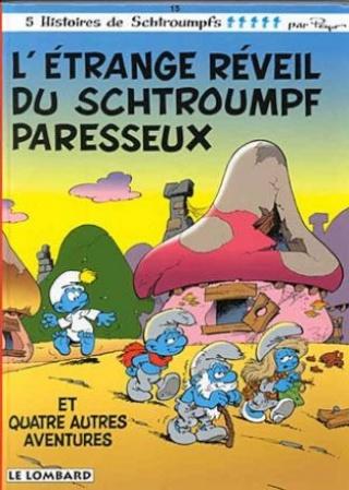 Les albums des Schtroumpfs  Scht1510